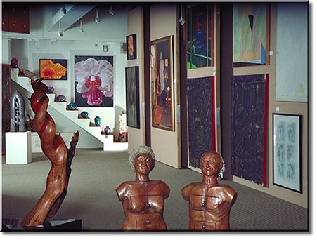 Cedar Street Galleries features original Hawaii art by local artists
