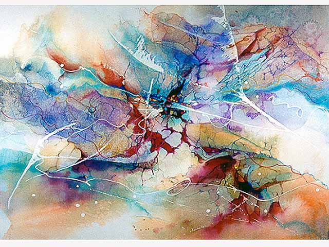 Images Of Abstract Watercolor Paintings Paintings Watercolor Abstract