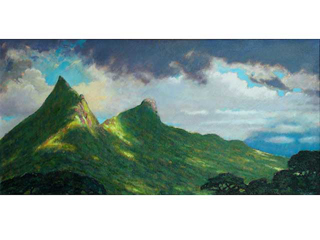 Olomana by Dennis Morton