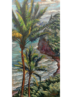Pololu Headlands by Arthur Johnsen (1952-2015)