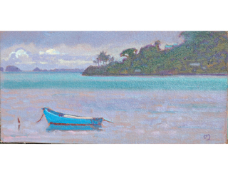 Kaneohe Bay by Dennis Morton