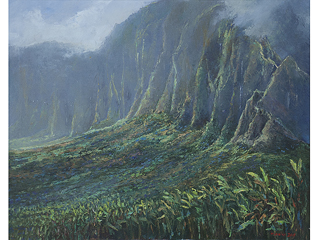 Banana Patch, Kaneohe by Ed  Furuike