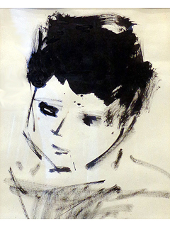 Untitled Portrait by John Young (1909-1997)
