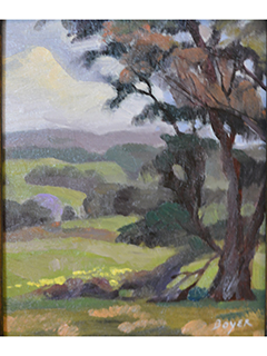 Upcountry Maui Study by Lynne Boyer