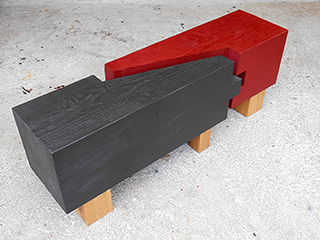 Joint Bench by Lonny Tomono