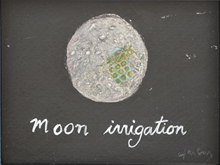 Moon Irrigation by Dorothy Faison