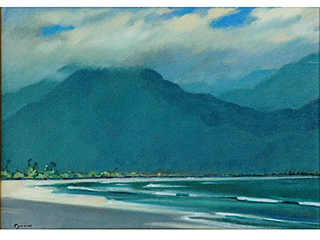 Hanalei Bay by Dennis Morton