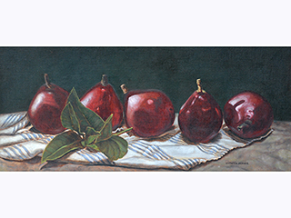 Winter Pears by Snowden Hodges