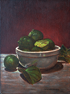 Limes by Snowden Hodges